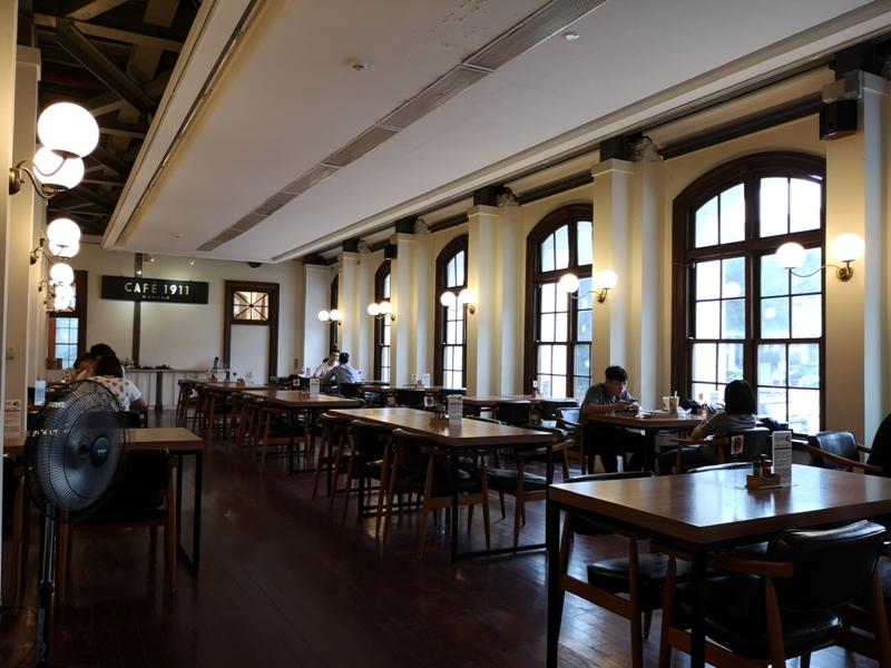 citypolice02 台中-文學館/州廳/市役所/Cafe 1911 日式風情半日遊
