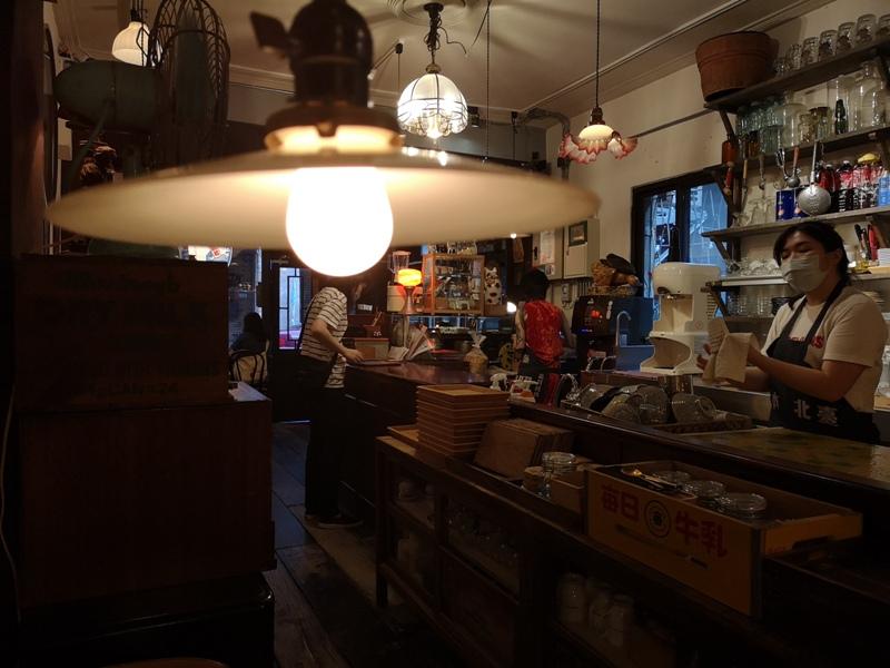 showaice16 大安-昭和浪漫冰室 日式風格台式冰品 小酒館的夏日清涼