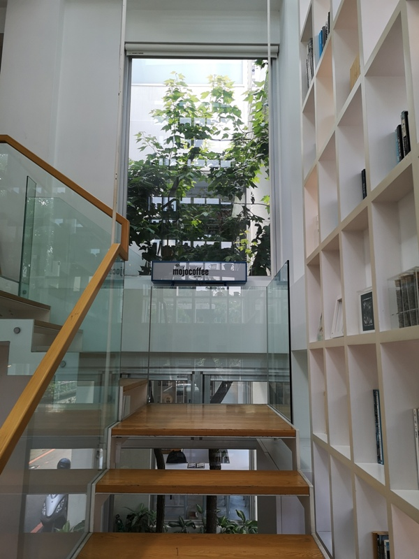mojocoffee15 台中西區-The Factory Mojocoffee咖啡名店 靜巷內的優雅舒適