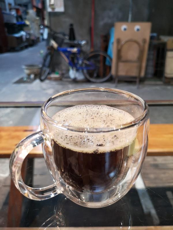 presentcafe110114 台中西區-奉咖啡 忠信市場一杯咖啡凝結時光