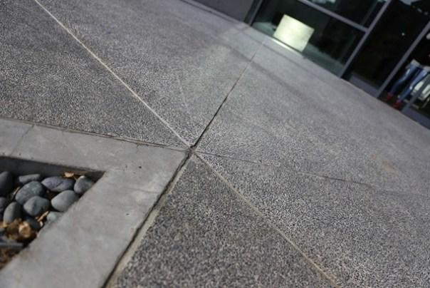Ando11 霧峰-亞洲現代美術館(亞洲大學內) 大師就是大師 安藤忠雄 清水模三角形與光 大破大立展覽吸引人