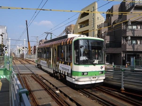 Arakawa21 Tokyo-都電荒川線散策之古老電車懷舊市區