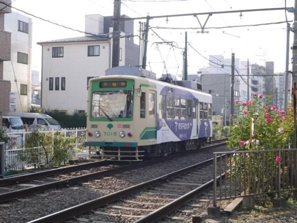 Arakawa34 Tokyo-都電荒川線散策之古老電車懷舊市區