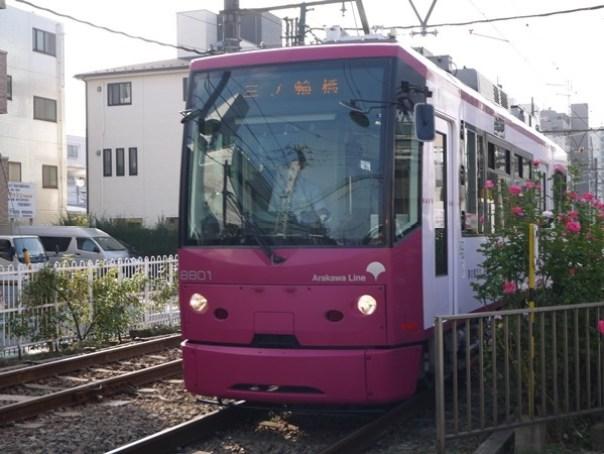 Arakawa35 Tokyo-都電荒川線散策之古老電車懷舊市區