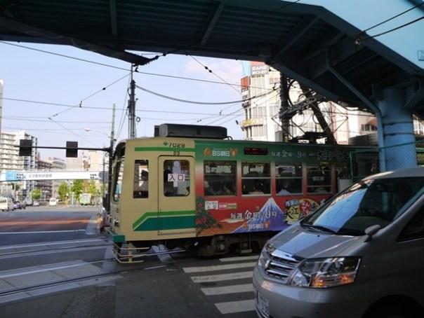 Arakawa41 Tokyo-都電荒川線散策之古老電車懷舊市區