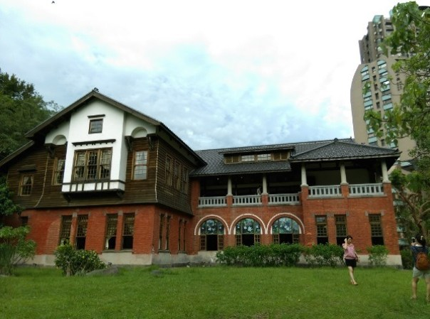 Beitou01 北投-溫泉博物館 感受最原始的北投風味 但這建築也太吸睛了