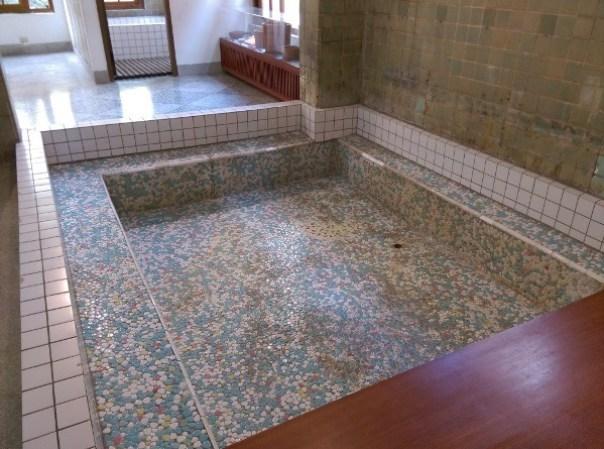 Beitou17 北投-溫泉博物館 感受最原始的北投風味 但這建築也太吸睛了