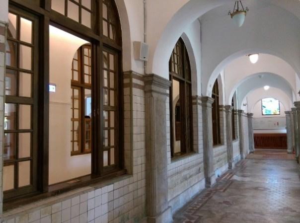 Beitou20 北投-溫泉博物館 感受最原始的北投風味 但這建築也太吸睛了