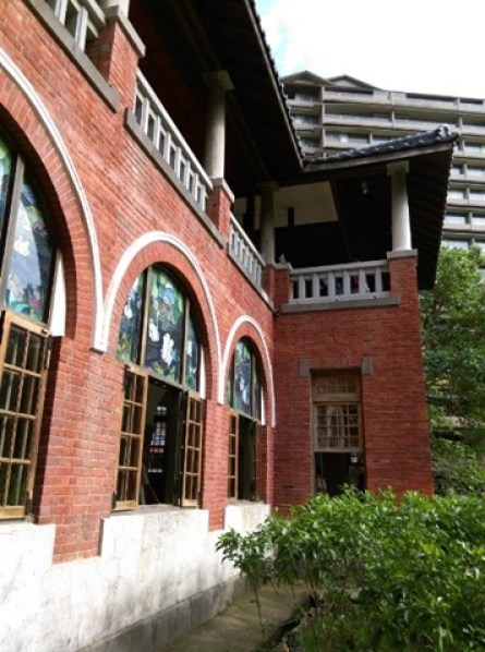 Beitou24 北投-溫泉博物館 感受最原始的北投風味 但這建築也太吸睛了