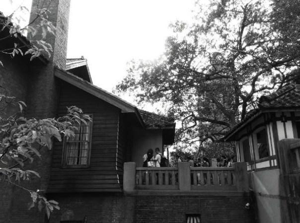 Beitou31 北投-溫泉博物館 感受最原始的北投風味 但這建築也太吸睛了