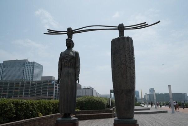 Fujitv03 Odaiba-台場地標富士電視台 前進球體一探究竟