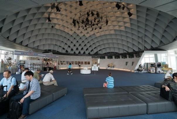 Fujitv26 Odaiba-台場地標富士電視台 前進球體一探究竟