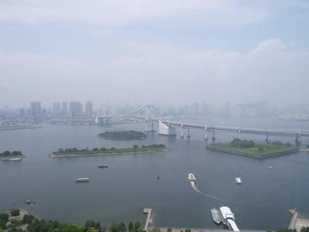 Fujitv29 Odaiba-台場地標富士電視台 前進球體一探究竟