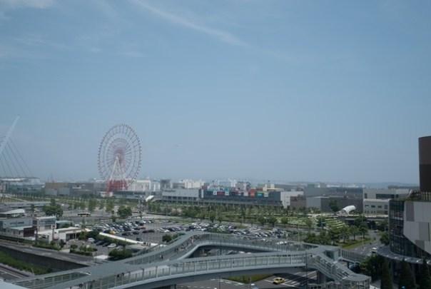 Fujitv41 Odaiba-台場地標富士電視台 前進球體一探究竟