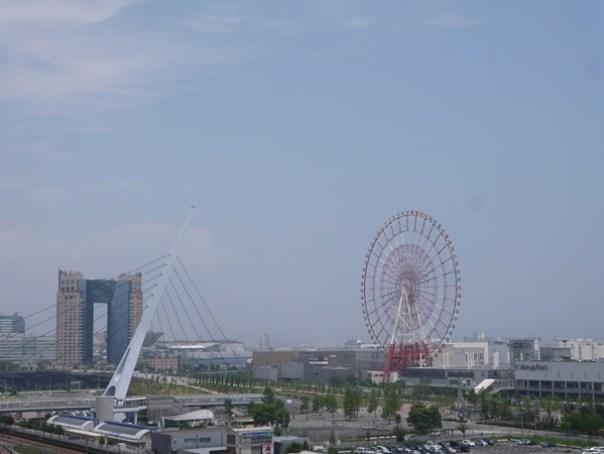 Fujitv44 Odaiba-台場地標富士電視台 前進球體一探究竟