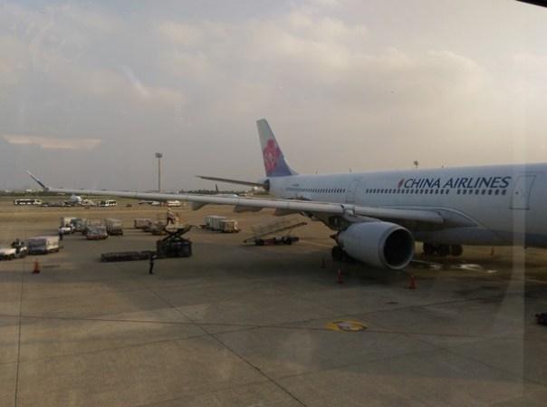 HKfly06 201510 一個月飛兩次台北香港by國泰商務艙