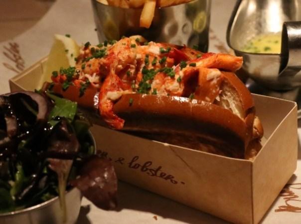 IMG_1994 London-Burger & Lobster絕對推薦 好滿足的大龍蝦餐