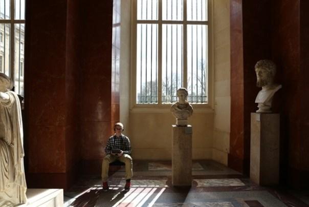 IMG_4483 Paris-巴黎羅浮宮Musee du Louvre 三寶還有勝利女神跟斷臂維納斯
