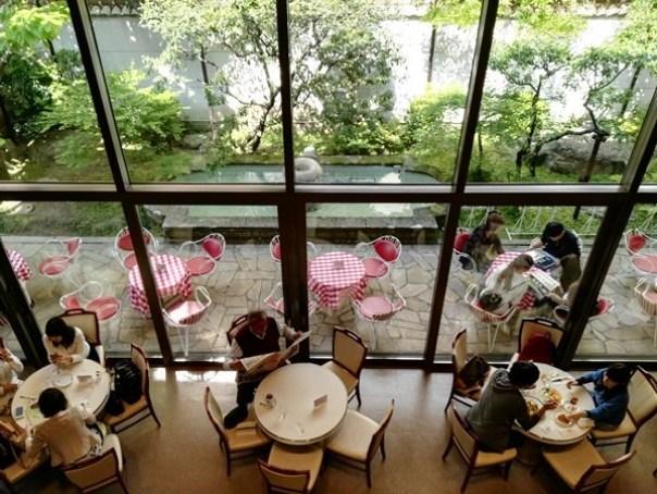 InodaHQ18 Kyoto-京都的一天從Inoda Coffee開始 76年馳名咖啡館(Inoda Coffee本店)