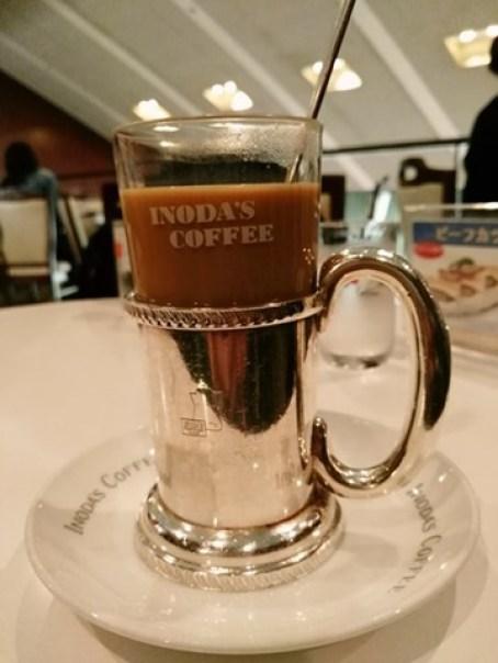 InodaHQ21 Kyoto-京都的一天從Inoda Coffee開始 76年馳名咖啡館(Inoda Coffee本店)