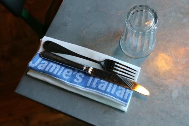 Jamie12 London-Jamie's Italian奧利佛大師的創意空間 倫敦必試