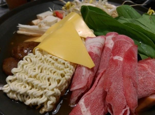 Kfood10 中壢-澄川黃鶴洞 韓式鍋物適合冷冷的天吃