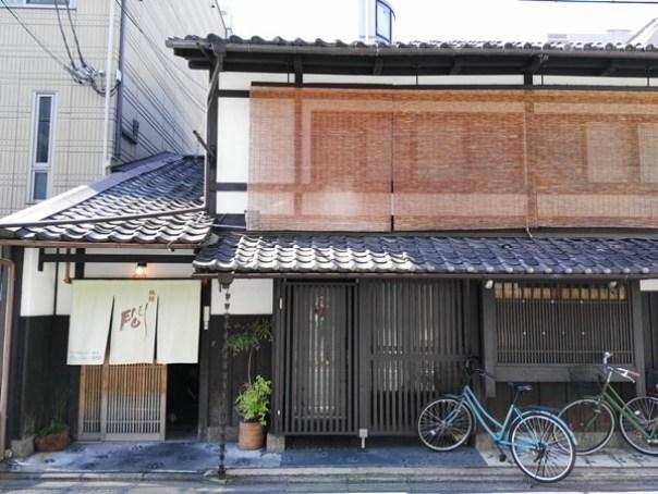 MA01 Kyoto-京町間 京都百年小旅館 舊建築新氣象 溫暖的住宿環境