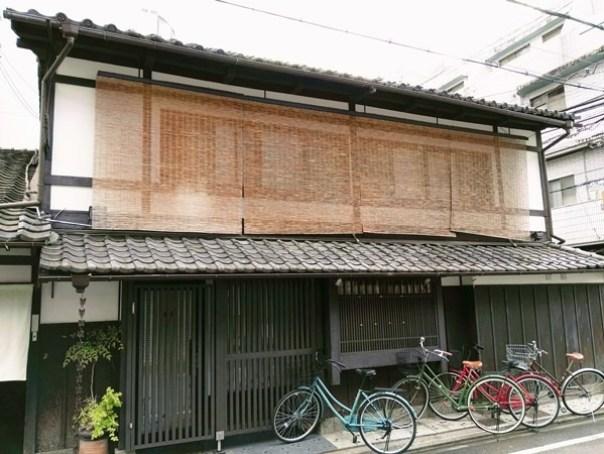 MA02 Kyoto-京町間 京都百年小旅館 舊建築新氣象 溫暖的住宿環境