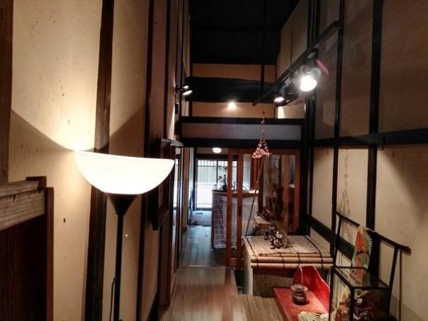 MA10 Kyoto-京町間 京都百年小旅館 舊建築新氣象 溫暖的住宿環境