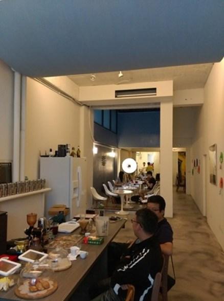 NO1205 竹北-原豆空間12號咖啡 隱身住宅區也有好咖啡