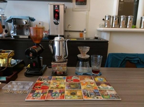 NO1206 竹北-原豆空間12號咖啡 隱身住宅區也有好咖啡