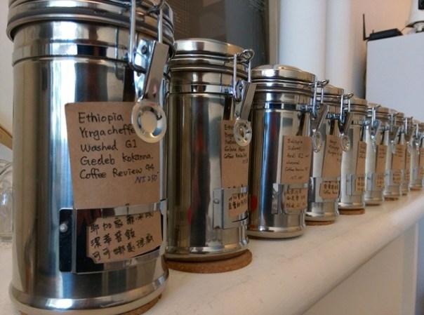 NO1207 竹北-原豆空間12號咖啡 隱身住宅區也有好咖啡
