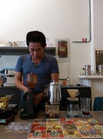 NO1210 竹北-原豆空間12號咖啡 隱身住宅區也有好咖啡
