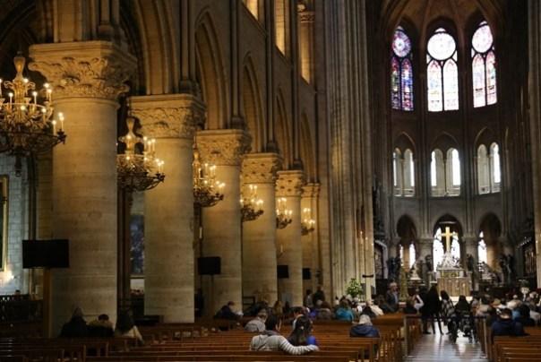 Notre-Dame10 Paris-Notre-Dame巴黎聖母院 鐘樓怪人在哪啊?