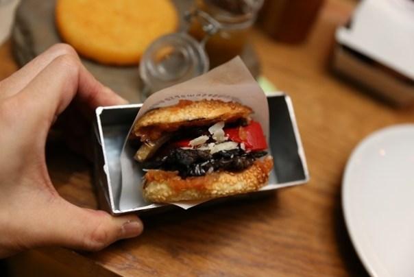 OPSO11 London-倫敦Marylebone車站附近 特色希臘料理OPSO米其林推薦喔