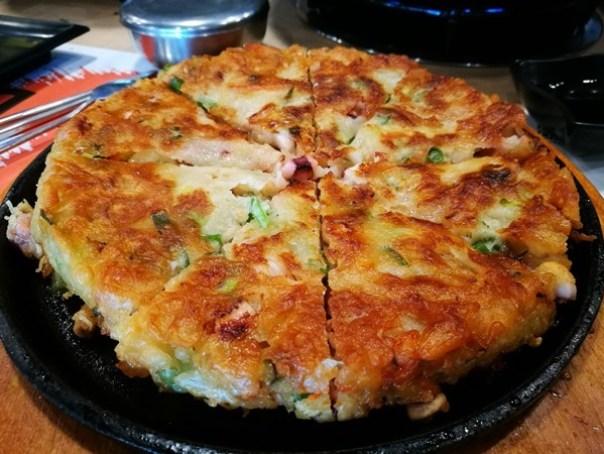 Omaya11 頭份-OMAYA春川炒雞 韓式醬料怎麼搭都好吃 果真大人氣