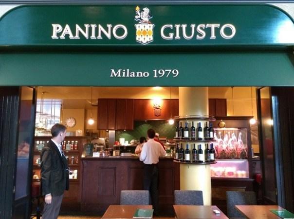 Panino01 Tokyo-Panino Giusto義式三明治 不吃則已 香港剛吃完東京也來吃一次