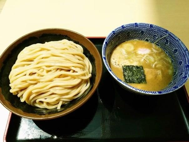 Roku6 Haneda Airport-六厘舍 つけめん 超熱門沾麵名店 羽田機場不用排隊24小時都吃的到