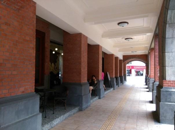 Starbucks11 大同-古蹟遇到星巴克 大稻埕鳳梨大王的家 星巴克保安門市