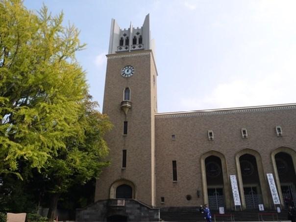 WASEDA170113 Waseda-都電荒川線散策之早稻田大學&鬼子母神社