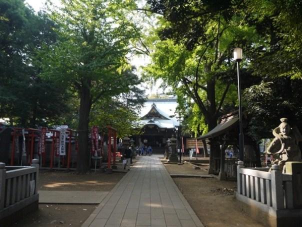WASEDA170139 Waseda-都電荒川線散策之早稻田大學&鬼子母神社