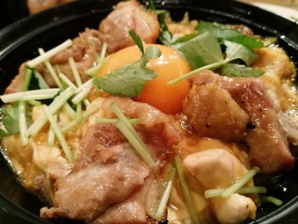akida16 Tokyo-本家あべや(Kitte Granche店) 來自秋田比內雞的親子丼 怎麼這麼好吃!!!