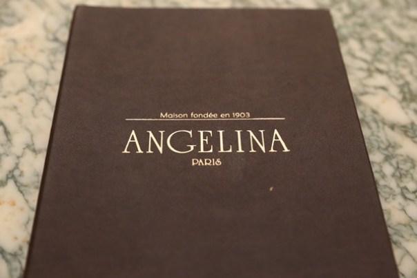 angelina04 Paris-巴黎羅浮宮旁Angelina果真百年老店 熱巧克力蒙布朗 甜點達人也稱讚