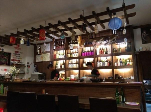 azuma08 新竹-AZUMA東居酒屋 日本人也愛的空間