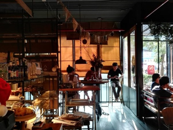 casa08 Bangkok-Casa Lapin曼谷超人氣咖啡廳 熱鬧中帶靜謐的溫暖