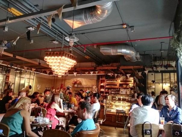 casa10 Bangkok-Casa Lapin曼谷超人氣咖啡廳 熱鬧中帶靜謐的溫暖