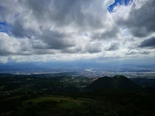 chixinmt07 陽明山-登七星山而小台北 台北第一高峰