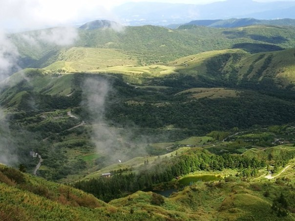 chixinmt10 陽明山-登七星山而小台北 台北第一高峰