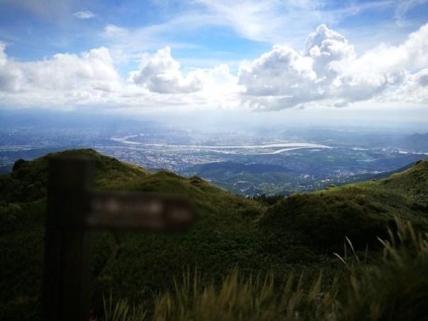 chixinmt17 陽明山-登七星山而小台北 台北第一高峰