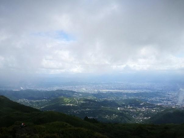 chixinmt21 陽明山-登七星山而小台北 台北第一高峰